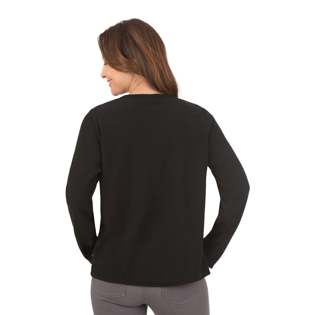 Trigema Fleeceshirt