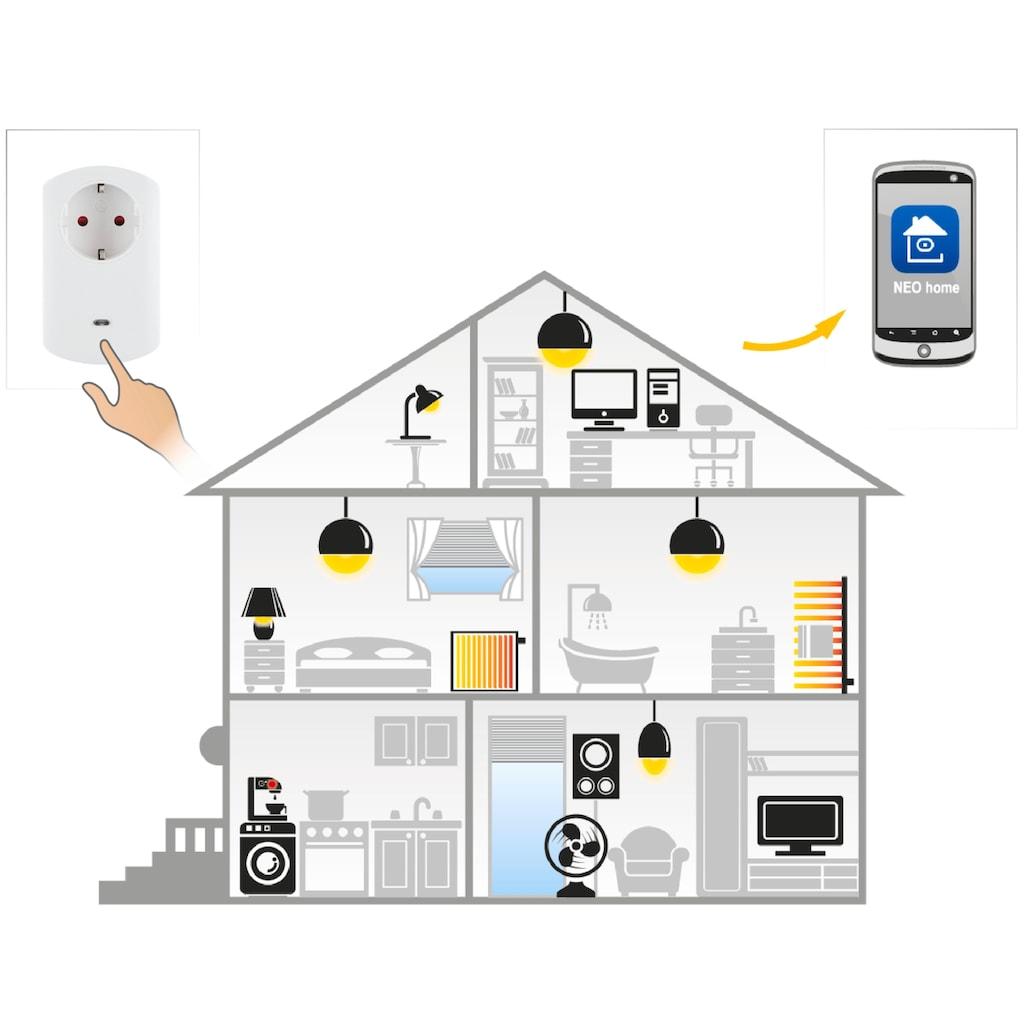 """Schwaiger HOME4YOU Starterset """"Strom"""" zur Steuerung des Stromverbrauchs"""