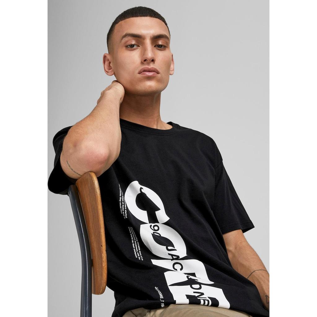 Jack & Jones T-Shirt »AXOL TEE«