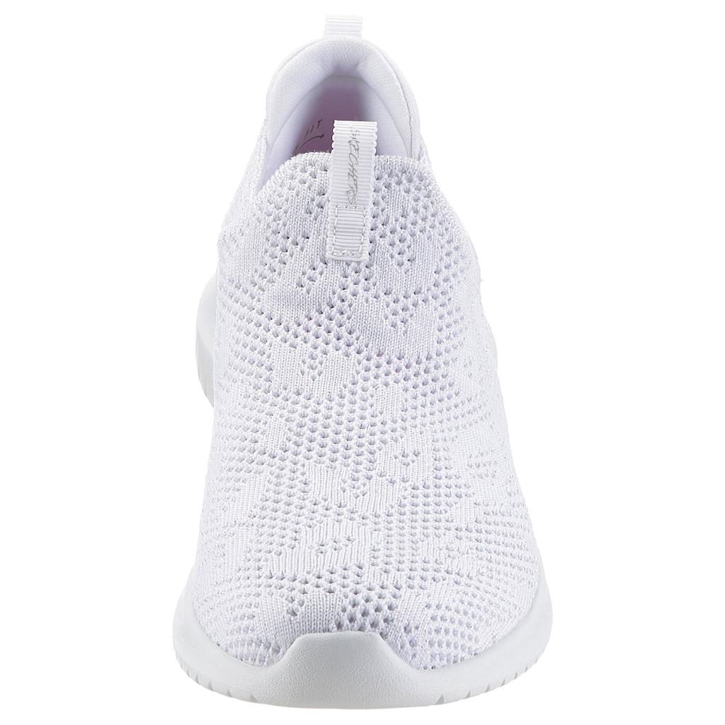 Skechers Slip-On Sneaker »ULTRA FLEX«, für Maschinenwäsche geeignet