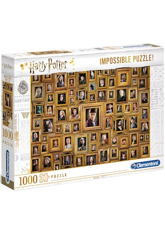 Clementoni® Puzzle »Impossible Collection - Harry Potter«, Made in Europe kaufen