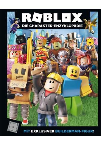 Buch Roblox  -  Die Charakter - Enzyklopädie / Kai Wichmann kaufen