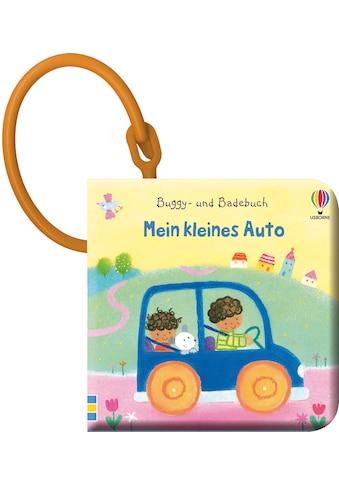 Buch »Buggy- und Badebuch: Mein kleines Auto / Fiona Watt, Dubravka Kolanovic« kaufen