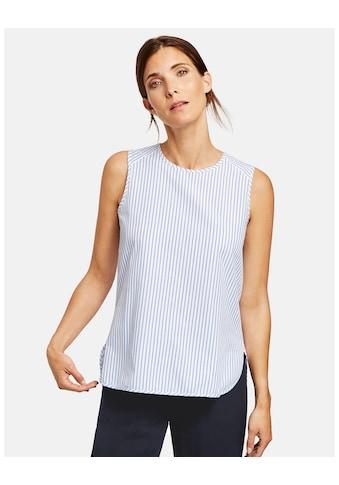 GERRY WEBER Bluse ohne Arm »Blusentop organic cotton« kaufen
