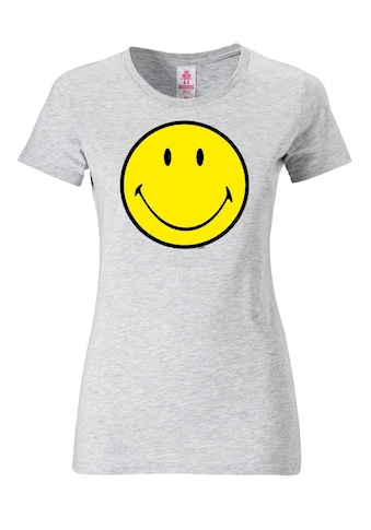 LOGOSHIRT T-Shirt »Original Smiley Face« kaufen