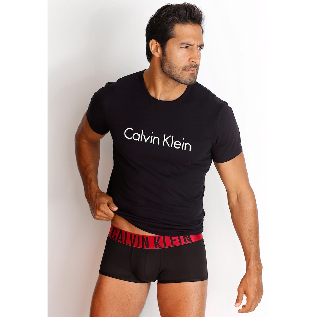 Calvin Klein Rundhalsshirt, mit Logodruck