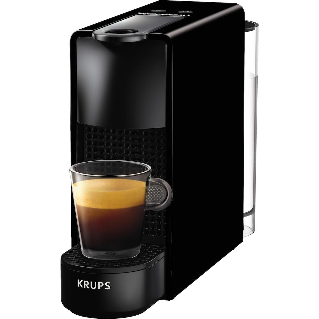 Nespresso Kapselmaschine »NESPRESSO XN1108 Essenza Mini«, 1260 Watt, 15 bar, Sehr kompakt