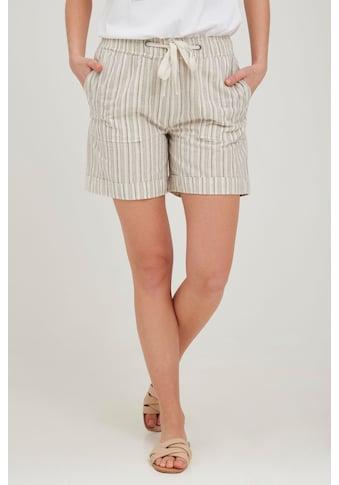 fransa Shorts »Fransa Damen Shorts«, Damen Shorts kaufen