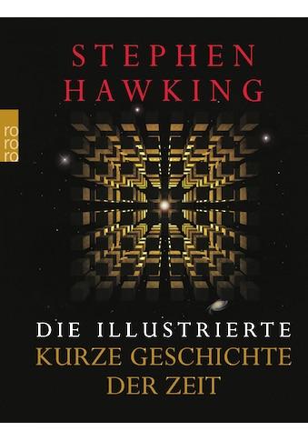 Buch »Die illustrierte Kurze Geschichte der Zeit / Stephen Hawking, Hainer Kober« kaufen