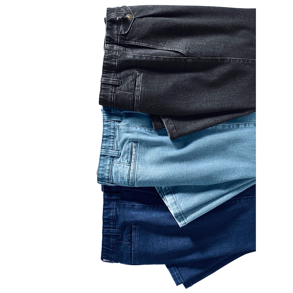 Classic Bequeme Jeans