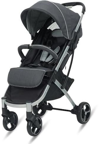 Knorrbaby Kinder-Buggy »X-Easy-Fold, melange anthrazit«, 15 kg, Kinderwagen, Buggy,... kaufen