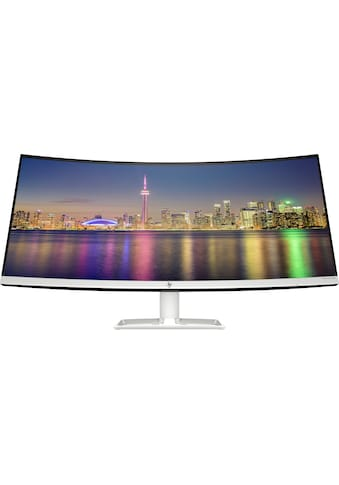 "HP 34f Curved - Display »86,36 cm (34"")WQHD Curved, 5 ms« kaufen"