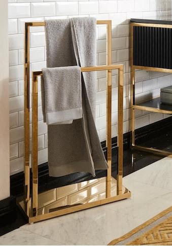 Guido Maria Kretschmer Home&Living Handtuchhalter »Passau«, aus Edelstahl kaufen