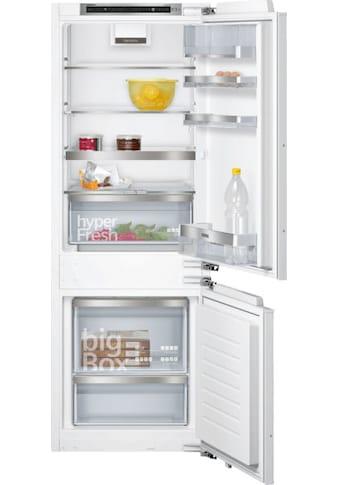 SIEMENS Einbaukühlgefrierkombination iQ500, 157,8 cm hoch, 55,8 cm breit kaufen