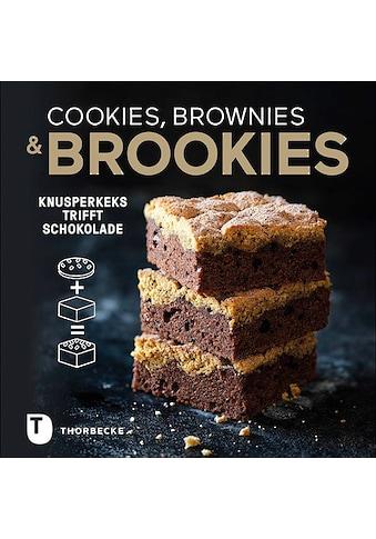 Buch »Cookies, Brownies & Brookies / DIVERSE« kaufen