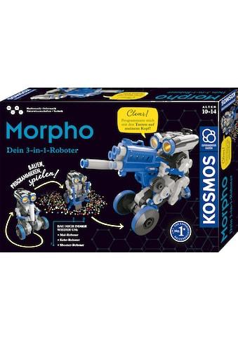 Kosmos Experimentierkasten »Morpho - Dein 3-in-1 Roboter« kaufen