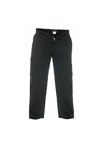 Duke Clothing Cargohose »London Cargohose aus Baumwolle, Große Größen« kaufen