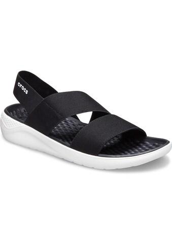 Crocs Riemchensandale »LiteRide Stretch Sandal« kaufen