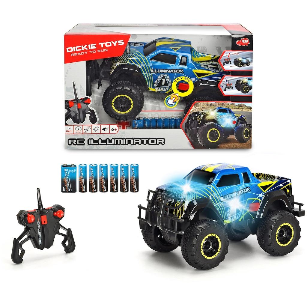 Dickie Toys RC-Monstertruck »RC Illuminator«