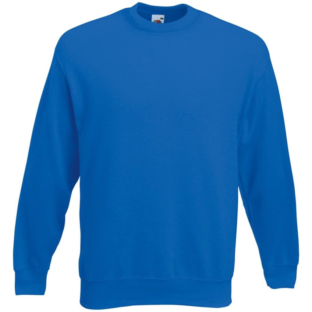 Fruit of the Loom Rundhalspullover »Belcoro® Garn Pullover / Sweatshirt«