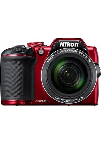 Nikon »Coolpix B500« Kompaktkamera (16 MP, 40x opt. Zoom, WLAN (Wi - Fi) NFC Bluetooth) kaufen