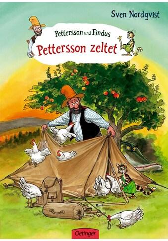 Buch »Pettersson zeltet / Sven Nordqvist, Sven Nordqvist, Angelika Kutsch« kaufen