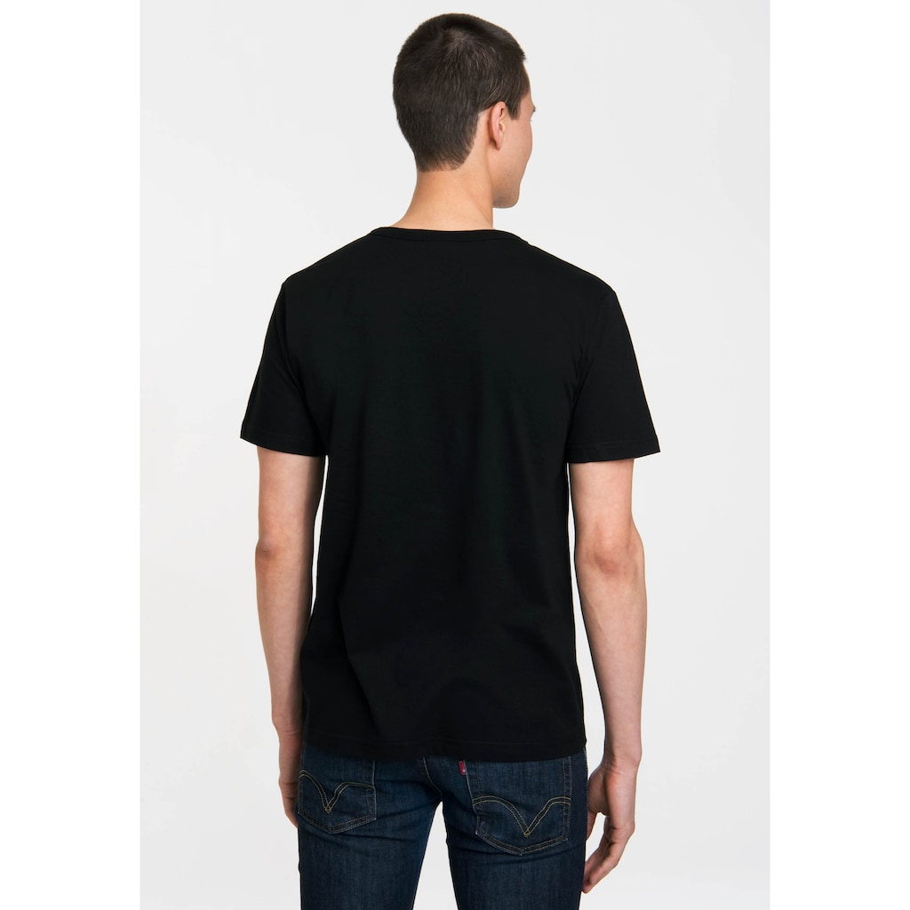 LOGOSHIRT T-Shirt mit Lucky Luke-Print
