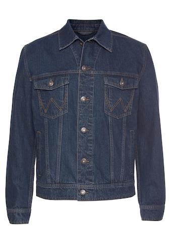 Wrangler Jeansjacke kaufen