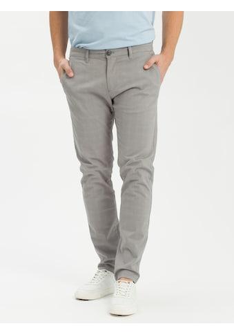 Cross Jeans® Chinohose »Chino«, Angenehme Tragequalität kaufen