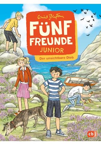 Buch »Fünf Freunde JUNIOR - Der unsichtbare Dieb / Enid Blyton, Gerda Raidt« kaufen