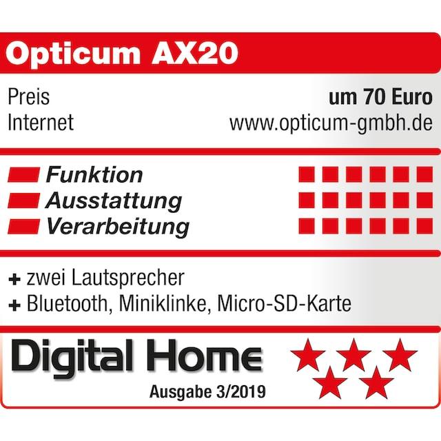 Opticum Red »AX20 Soundbar« Bluetooth-Lautsprecher