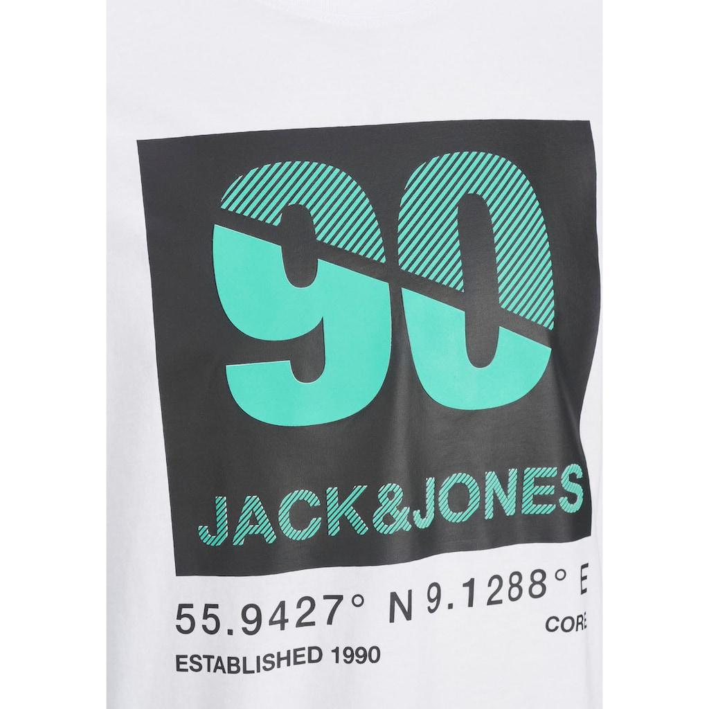 Jack & Jones T-Shirt »CHRIS GIBS TEE«