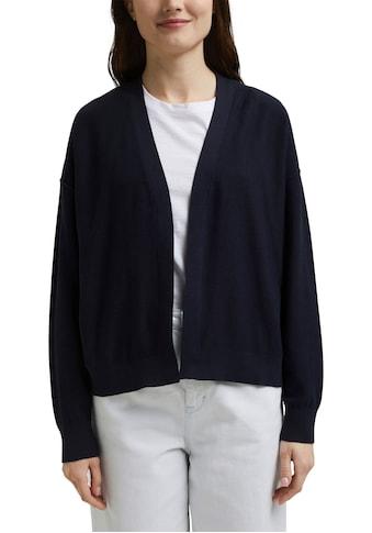 edc by Esprit Strickjacke, mit überschnittenen Schultern kaufen