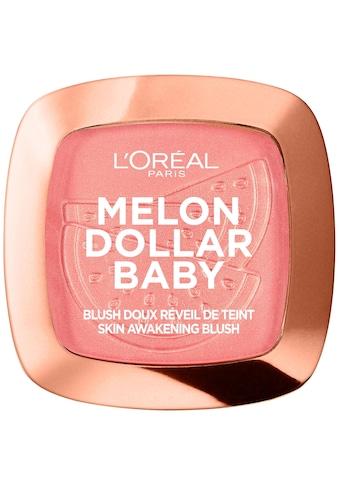 L'ORÉAL PARIS Rouge »Melon Dollar Baby Blush« kaufen