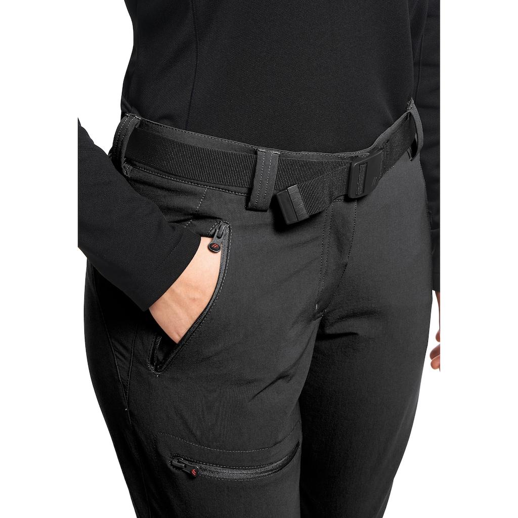 Maier Sports Funktionshose »Lana«, Technische Touren-Hose mit zahlreichen Testsiegen