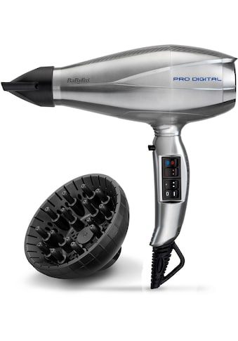 BaByliss Haartrockner 6000E, 2200 Watt, Aufsätze: 3 kaufen