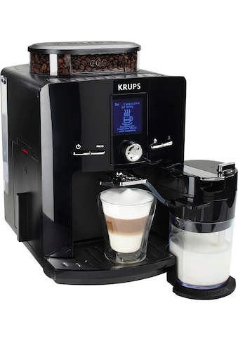 Krups Kaffeevollautomat EA8298 Latt´Espress, 1,8l Tank, Kegelmahlwerk kaufen