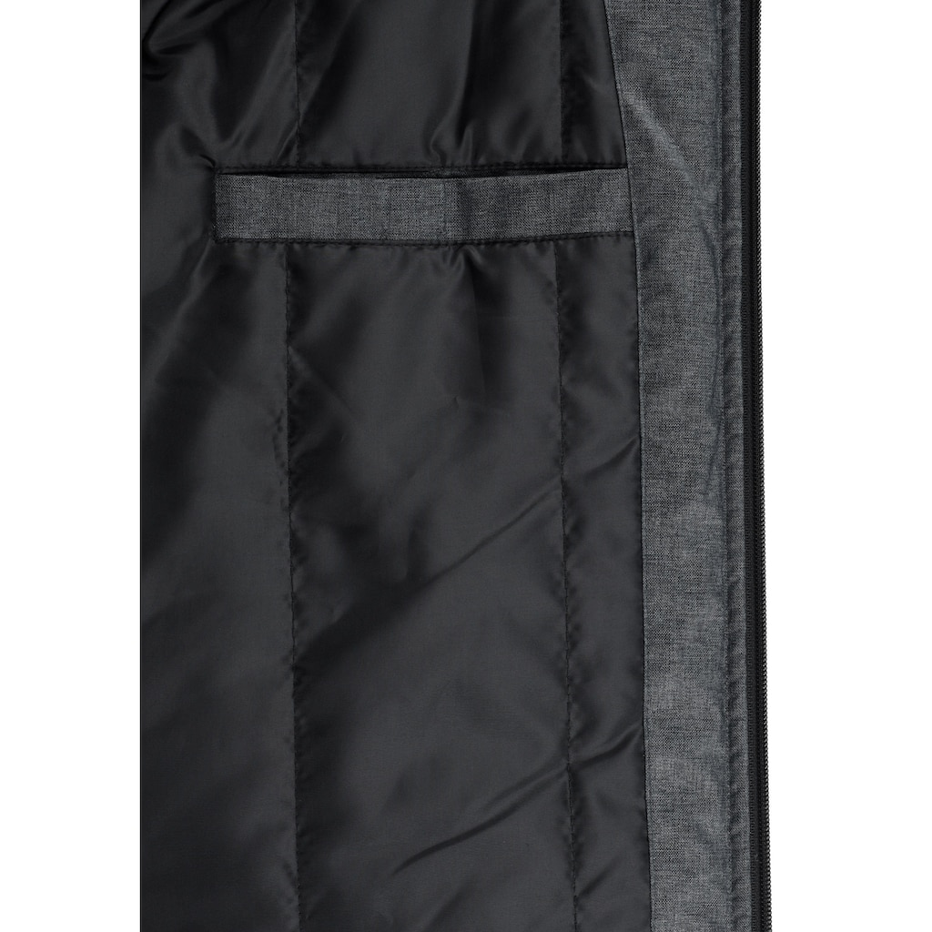Solid Kurzjacke »Matheo«, wetterfeste Jacke
