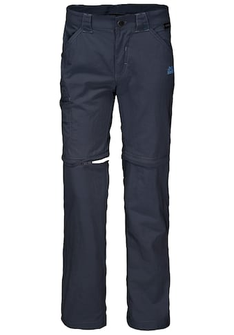 Jack Wolfskin Zip-off-Hose »SAFARI ZIP OFF PANTS K« kaufen