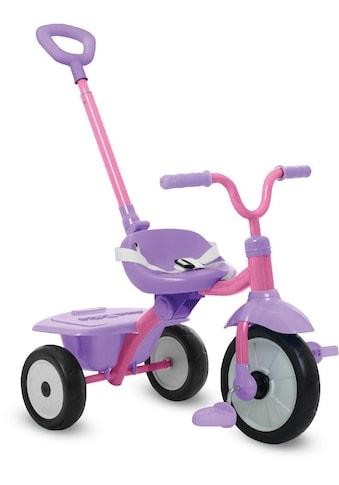 smarTrike® Dreirad »Folding Fun, pink«, mit Schubstange kaufen