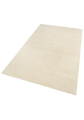 THEKO Wollteppich »Nakarta 1«, rechteckig, 16 mm Höhe, reine Wolle, handgeknüpft,... kaufen