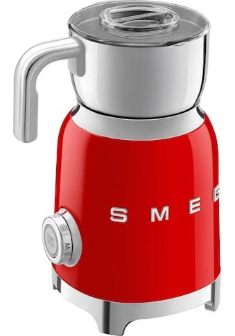 Smeg Milchaufschäumer MFF01RDEU, Induktion kaufen