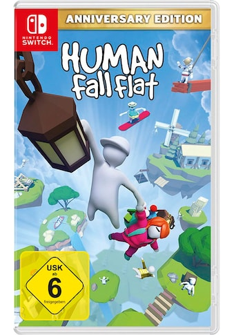 Human: Fall Flat  -  Anniversary Edition Nintendo Switch kaufen