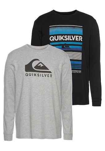 Quiksilver Longsleeve »HIGH MT & WAVE RETHIN PACK« kaufen