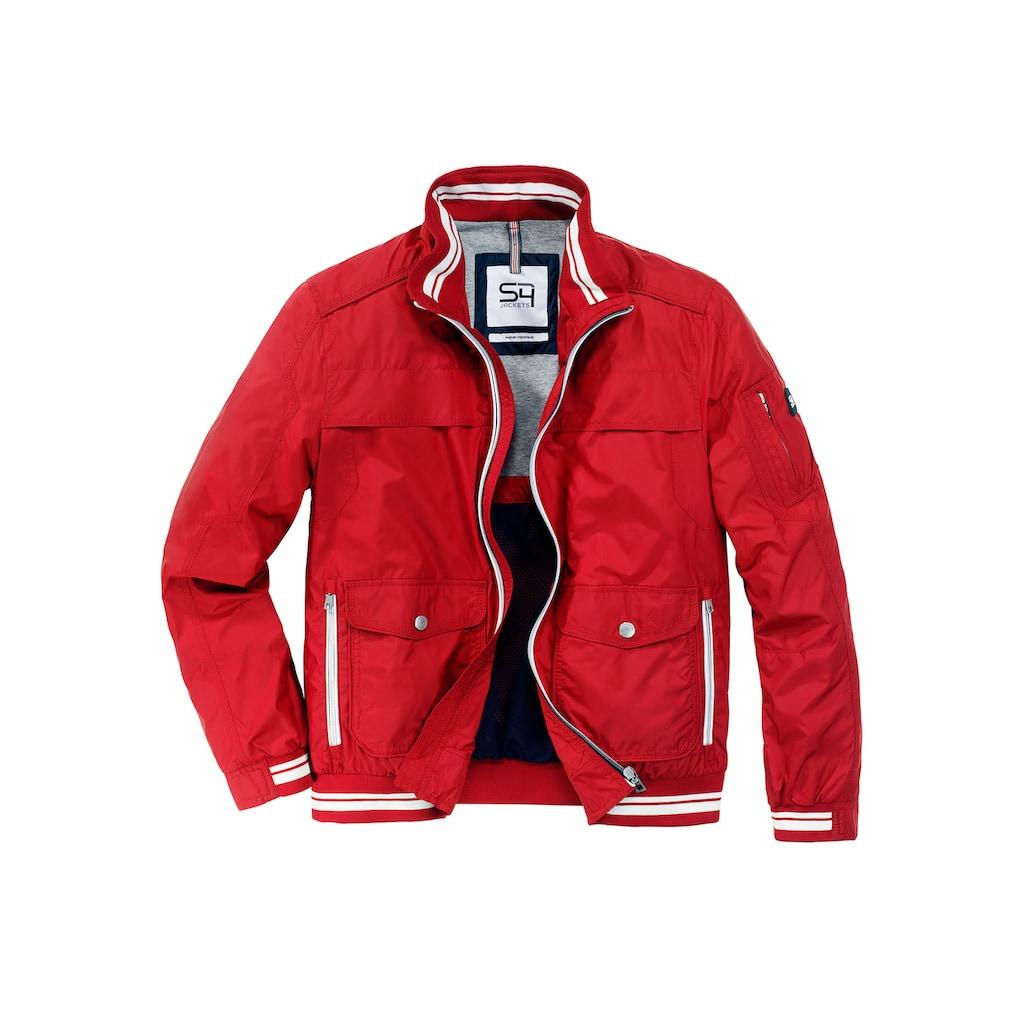 S4 Jackets Blouson »Omega«, sportliche Jacke