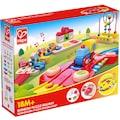 Hape Spielzeug-Eisenbahn »Regenbogen-Puzzle Eisenbahnset«, aus Holz