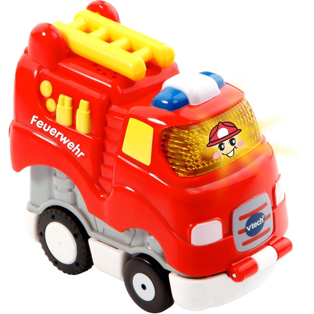 Vtech® Spielzeug-Auto »Tut Tut Baby Flitzer Press & Go Feuerwehr«, mit Licht und Sound