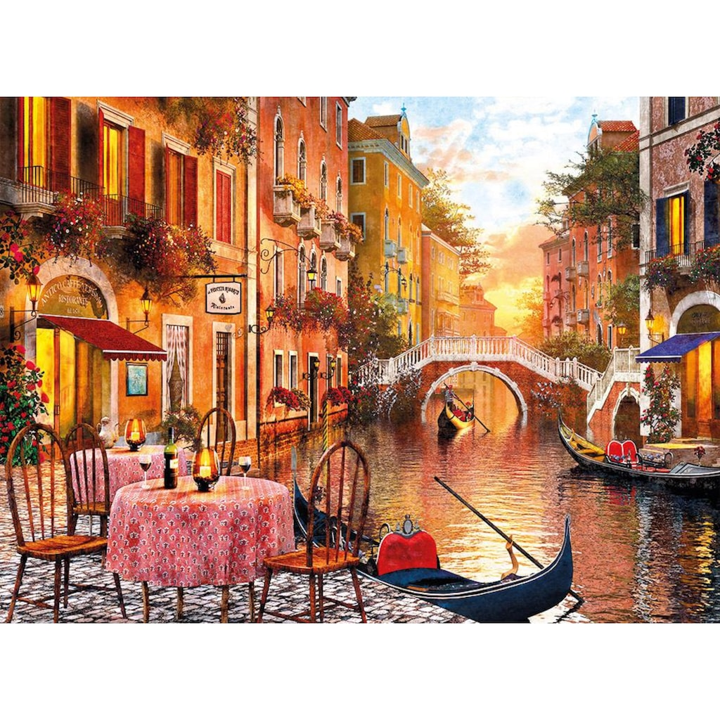 Clementoni® Puzzle »High Quality Collection - Venedig«, Made in Europe