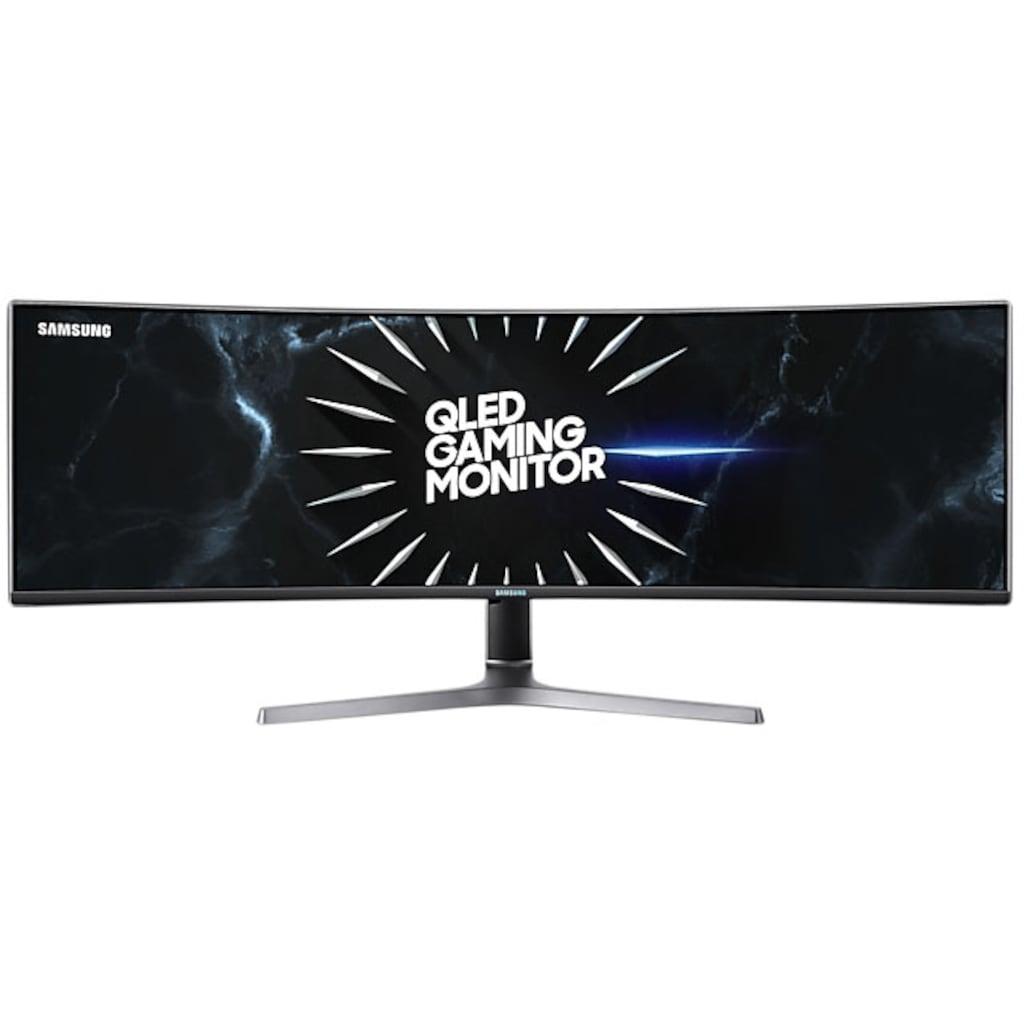 "Samsung Curved-Gaming-Monitor »C49RG94SSR«, 124 cm/49 "", 5120 x 1440 px, HD, 4 ms Reaktionszeit, 120 Hz"
