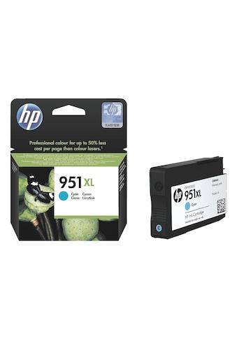 HP Tintenpatrone HP 951XL cyan kaufen